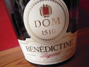 Benedictine label