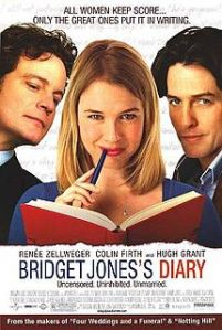 Bridget Jones movie poster